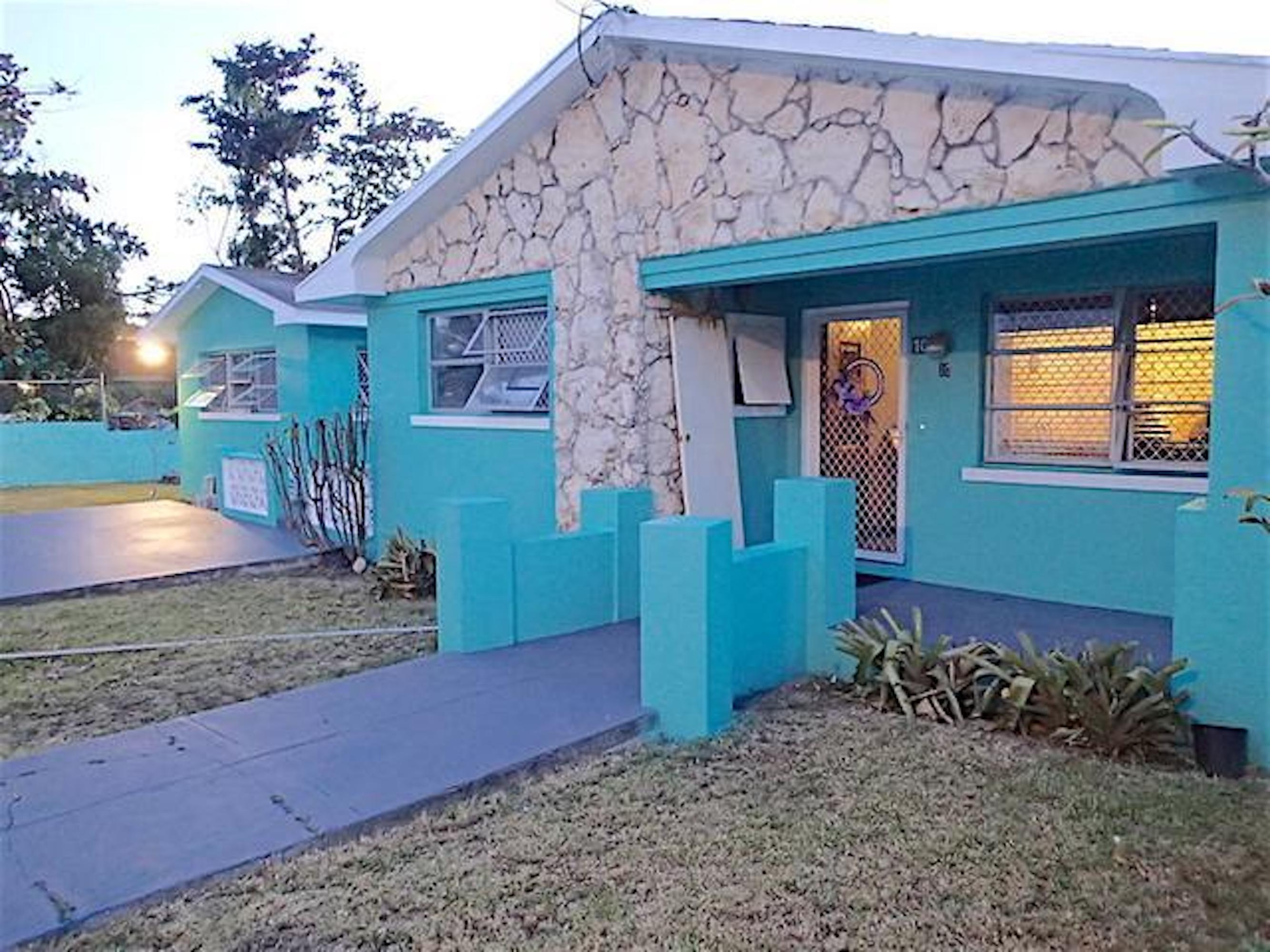 Single Family Home for Sale at East Avenue Single Family Home - Carmichael Road Carmichael Road, Nassau And Paradise Island, Bahamas