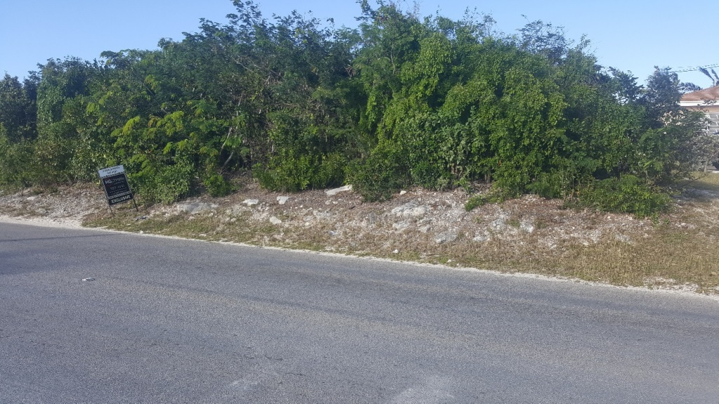Land for Sale at Commercial Lot Ocean Addition East Farmers Hill, Exuma, Bahamas
