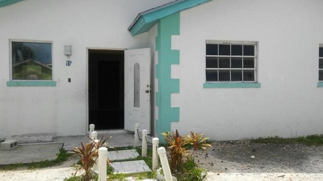 Single Family Home for Sale at Fixer Upper - Jasmin Gardens # 15 South Beach Estates, Nassau And Paradise Island, Bahamas