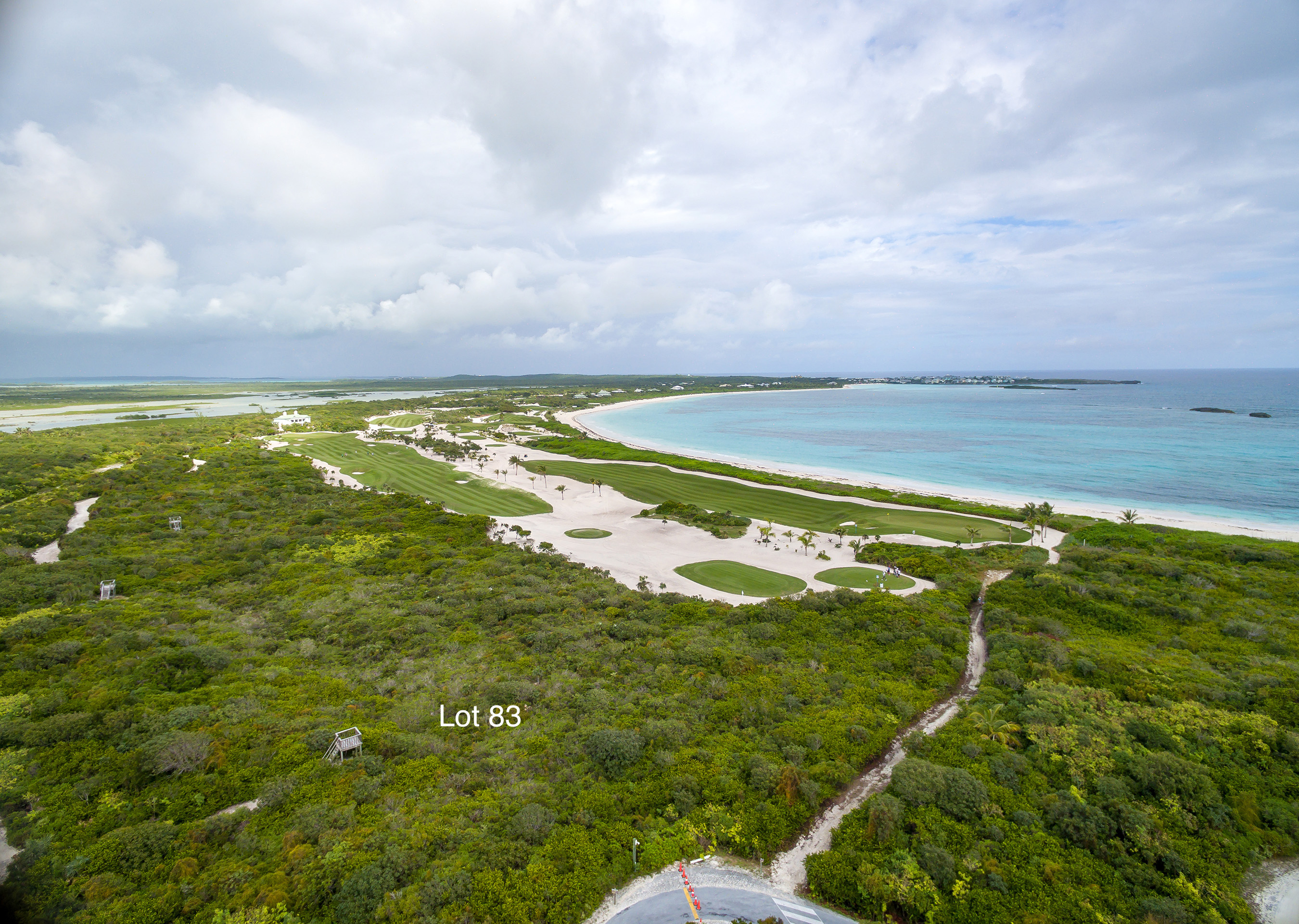 Land for Sale at Lot 83 The Abaco Club on Winding Bay - MLS 33183 Winding Bay, Abaco, Bahamas