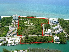 Land for Sale at Golden Beach Property Grand Bahama, Bahamas