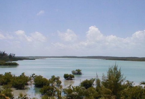 Arazi / diyar için Satış at Lots 73 & 74 with 1.21 acres overlooking Savannah Sound on Windermere Island Eleuthera, Bahamalar