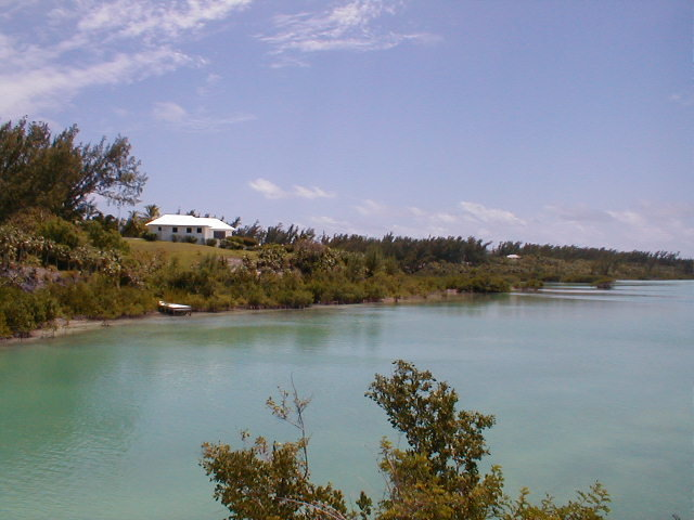 Land for Sale at Windermere Lots 94 & 95 with 262 feet of frontage on Savannah Sound Eleuthera, Bahamas