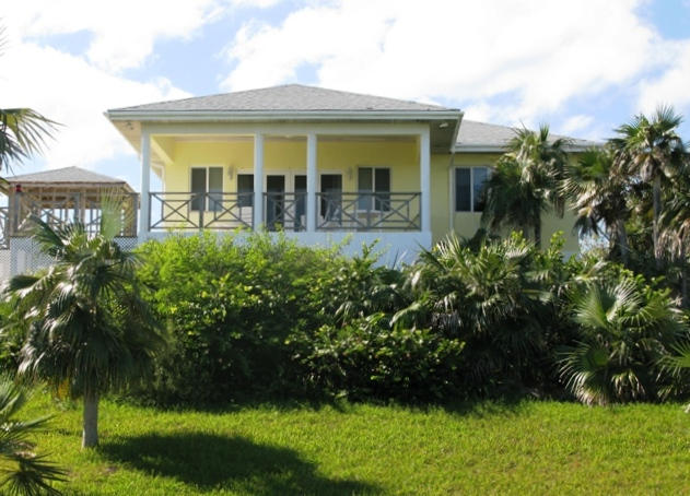 Single Family Home for Sale at At My Paradise Beach front Home Palmetto Point, Eleuthera, Bahamas