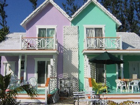 Single Family Home for Rent at Great Beachfront 3 Bedroom Cottage Grand Bahama, Bahamas
