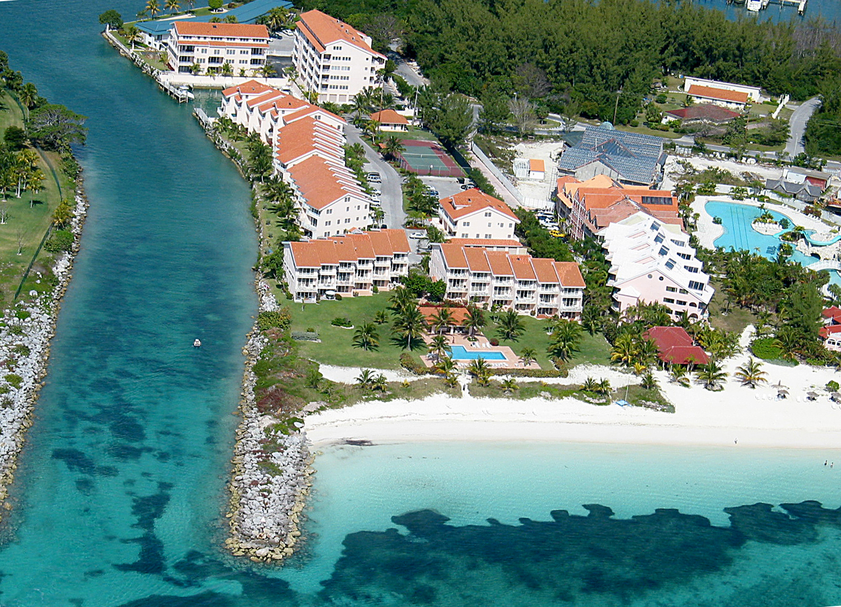 Co-op / Condo for Rent at Prestigious Oceanfront living in Bell Channel Bell Channel, Lucaya, Grand Bahama Bahamas