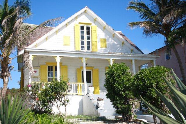 Single Family Home for Rent at Old Bahamian Waterfront Home O Governors Harbour, Eleuthera, Bahamas