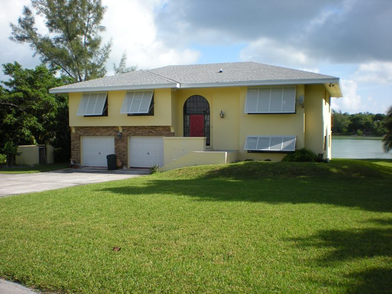 Single Family Home for Rent at Executive Waterside Home Marsh Harbour, Abaco, Bahamas