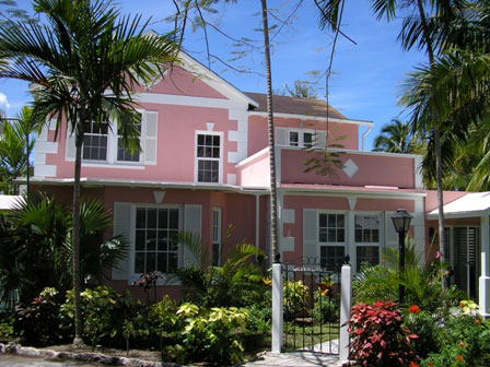 Single Family Home for Rent at Newly Renovated Home In Cable Beach Cable Beach, Nassau And Paradise Island, Bahamas