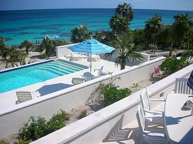 Single Family Home for Rent at Blue Palms - Beachfront Home With Pool Palmetto Point, Eleuthera, Bahamas