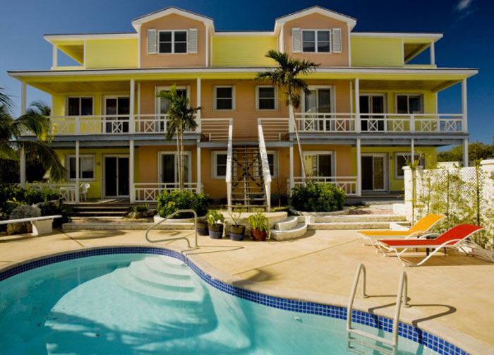 Co-op / Condo for Rent at The Crossing-Beautiful ocean views, great location and recently REDUCED price too! Marsh Harbour, Abaco, Bahamas