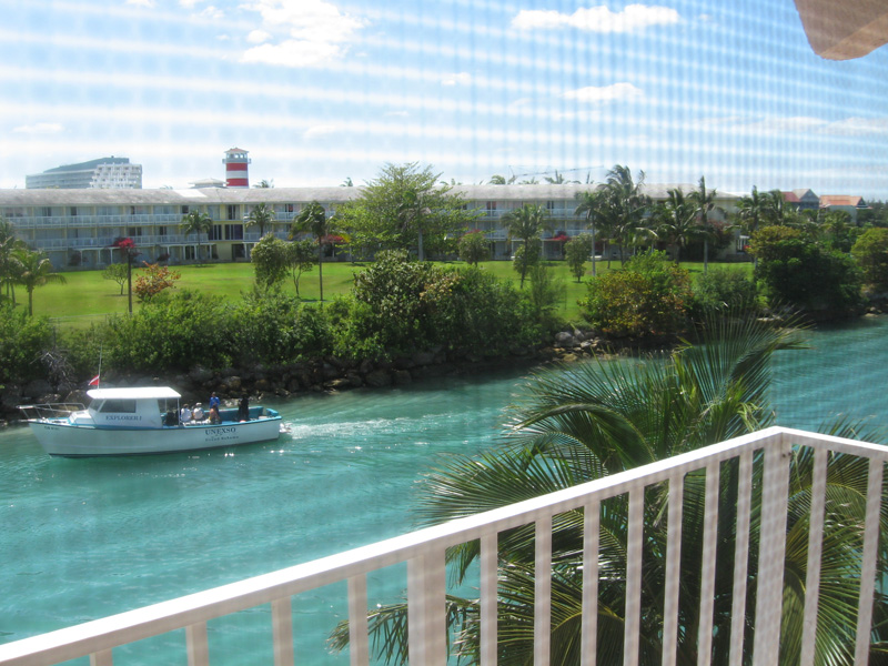 Co-op / Condo for Rent at Luxury Beachfront Condo Bell Channel, Lucaya, Grand Bahama Bahamas