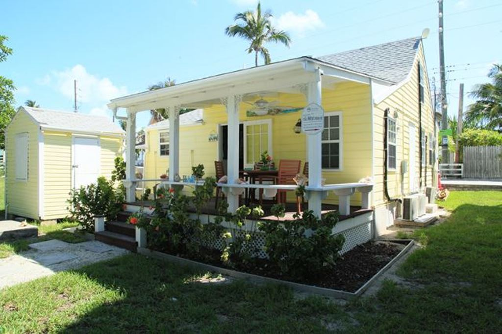 Single Family Home for Rent at Charming, Intimate and Conveniently Located in the Heart of Hope Town! Elbow Cay Hope Town, Abaco, Bahamas