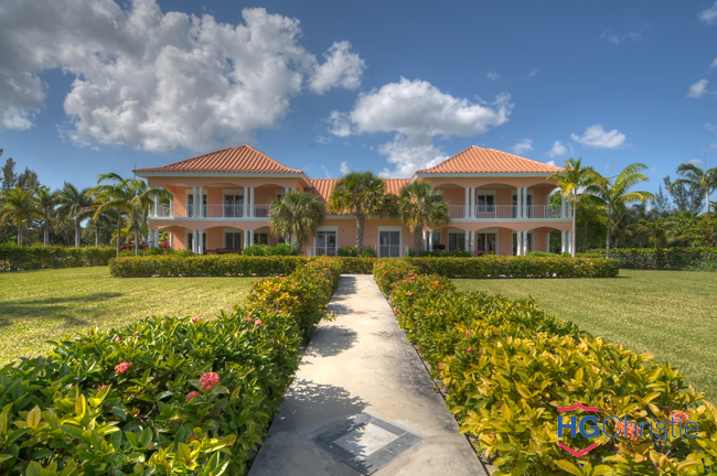 Single Family Home for Rent at Magnificent Fortune Cay Duplex Fortune Beach, Grand Bahama, Bahamas