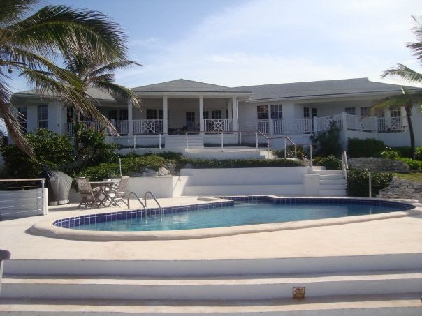 Single Family Home for Rent at An Amazing Rental Home Stella Maris, Long Island, Bahamas