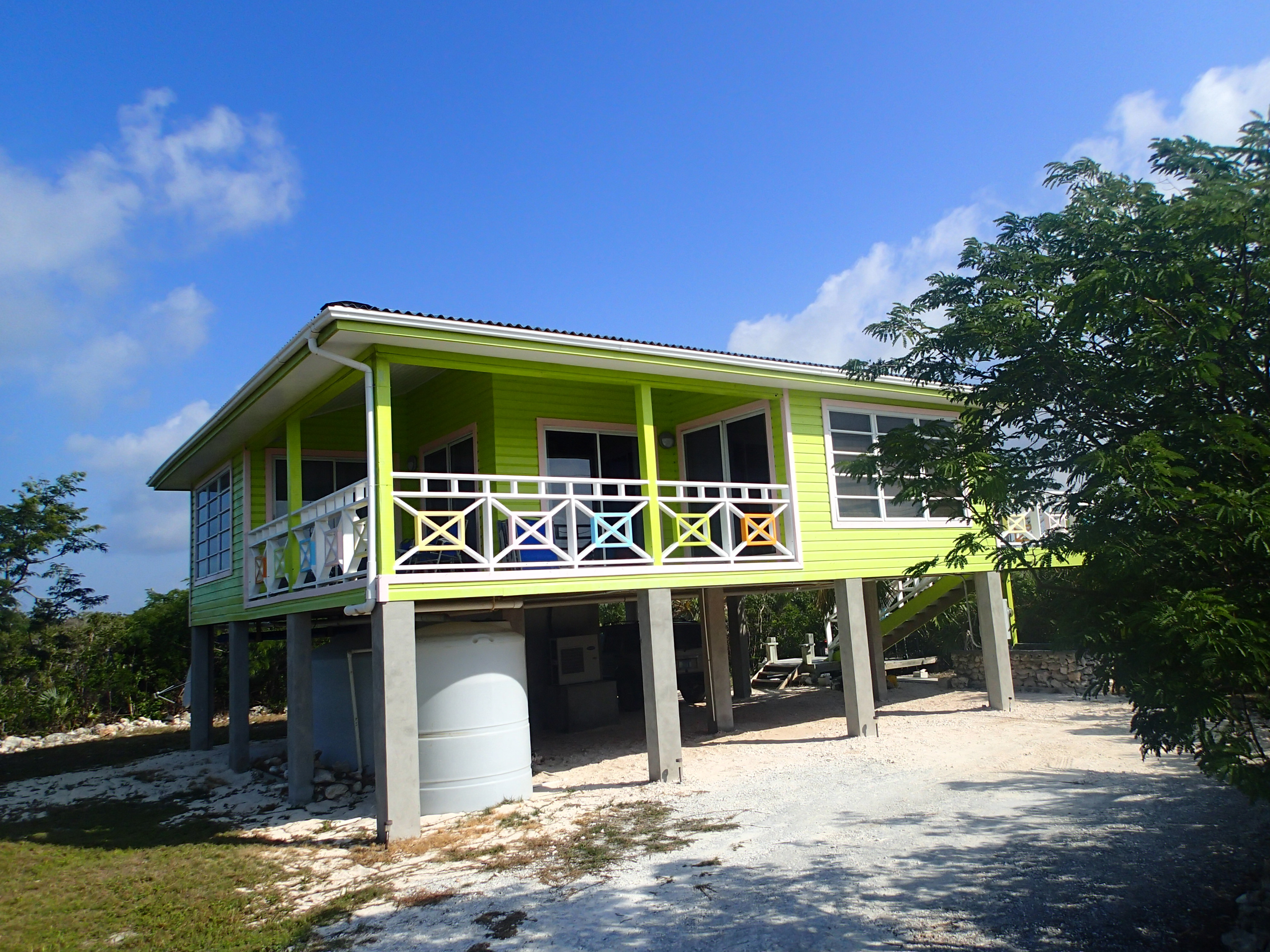 Co-op / Condo for Rent at Aqua Teracotta Cottage Long Island, Bahamas