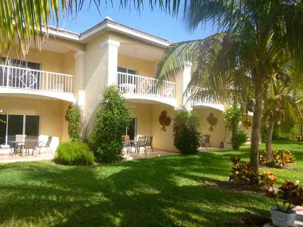 Co-op / Condo for Rent at Tranquil Turnkey Vacation Rental on the Canal Bell Channel, Lucaya, Grand Bahama Bahamas