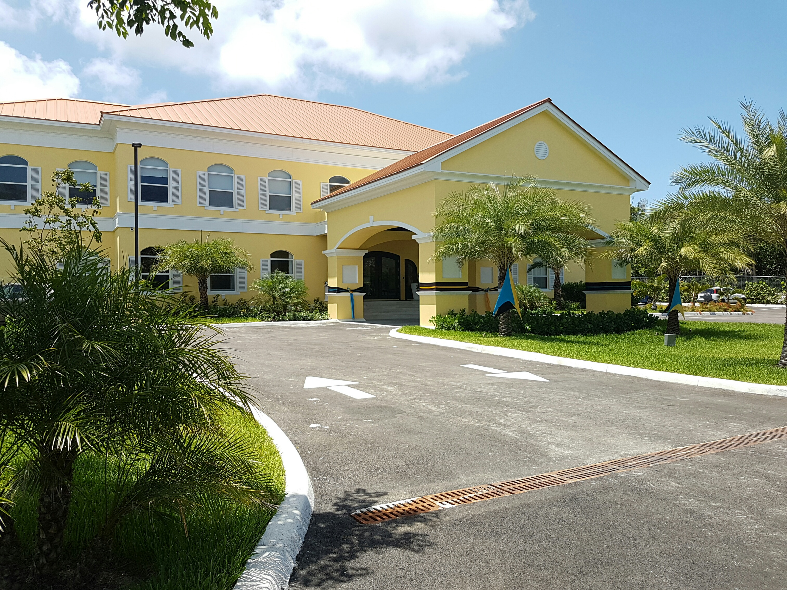 Commercial for Rent at Lyford Cay Office Space Old Fort Bay, Nassau And Paradise Island, Bahamas