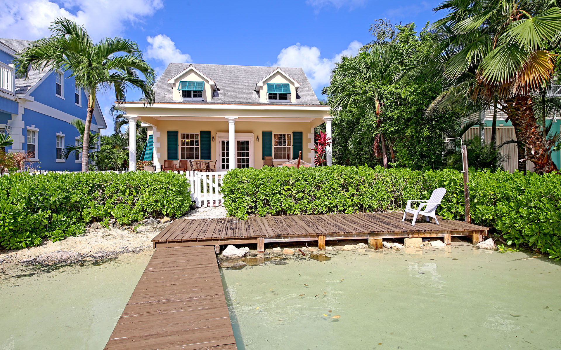 Single Family Home for Rent at #15 Governor's Cay Sandyport Sandyport, Cable Beach, Nassau And Paradise Island Bahamas