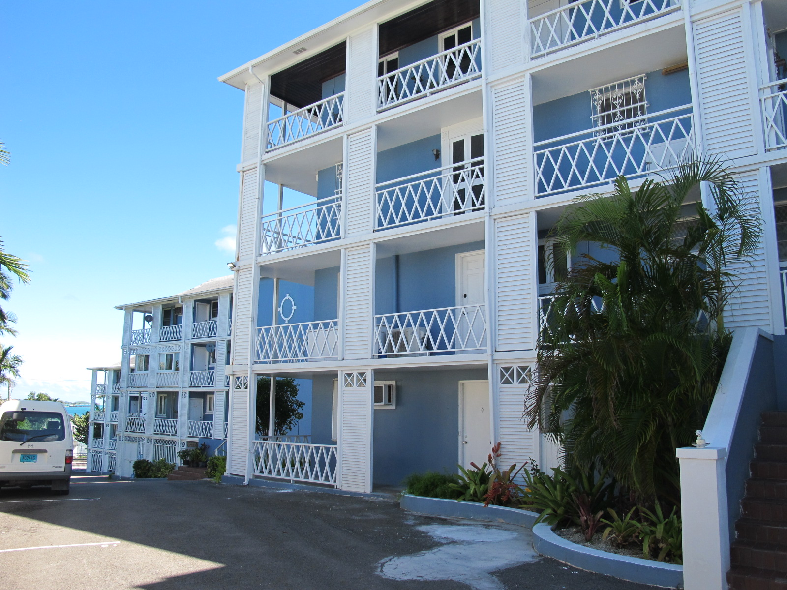 Co-op / Condo for Rent at Newly Renovated Baycroft Ocean View Apartment Nassau And Paradise Island, Bahamas