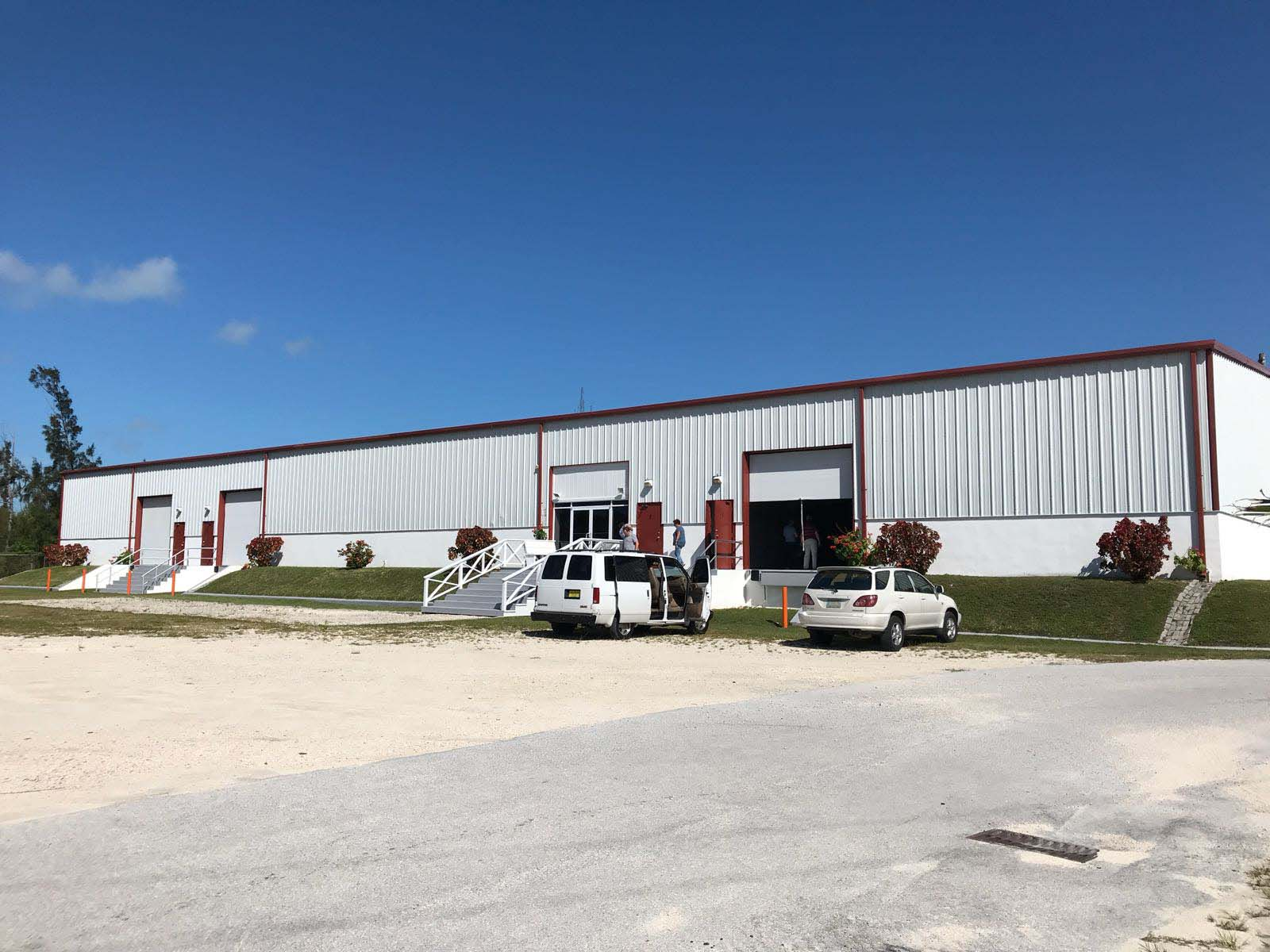 Commercial for Rent at Superb Warehouse Space in Civic Industrial Area of Grand Bahama Civic Industrial Area, Grand Bahama, Bahamas