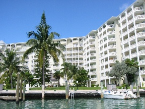 Co-op / Condo for Rent at Beautiful Studio in Harbour House Towers Bell Channel, Lucaya, Grand Bahama Bahamas