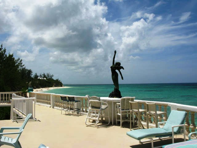 Single Family Home for Rent at Blissful Sea Vistas and Private Beach On the North Shore Palmetto Point, Eleuthera, Bahamas
