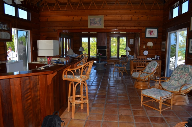 Additional photo for property listing at Elevated Beachfront home Berry Islands, バハマ