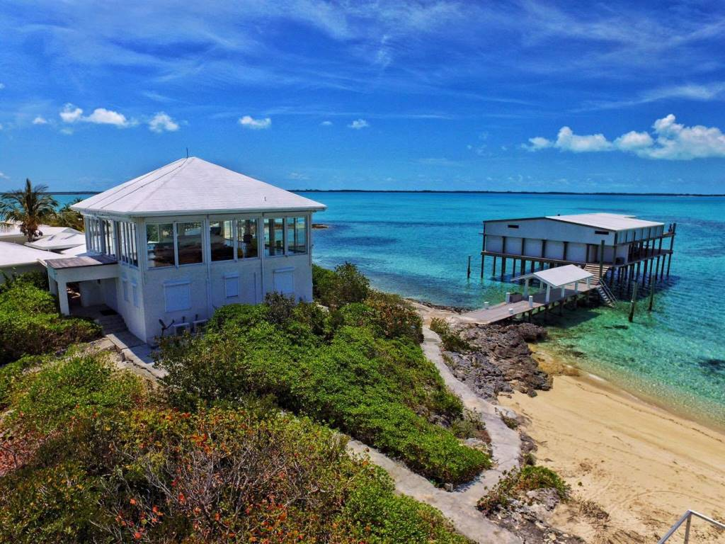 Additional photo for property listing at Private Island North Eleuthera - Exclusive - Unique - Exciting Commercial Possibilities! Eleuthera, Багамские Острова