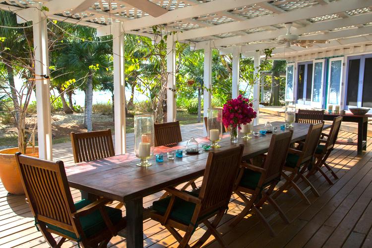 Additional photo for property listing at Tropical Beachfront Estate - Orange Creek, Cat Island - MLS 32543 Cat Island, Bahamas