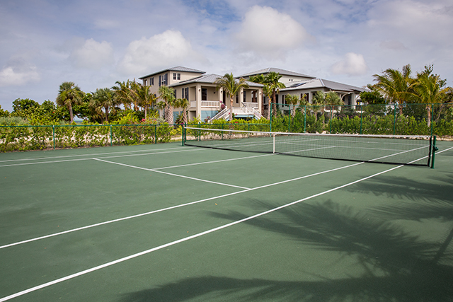 Additional photo for property listing at Royal Poinciana House at Deep Water Cay Bahamas