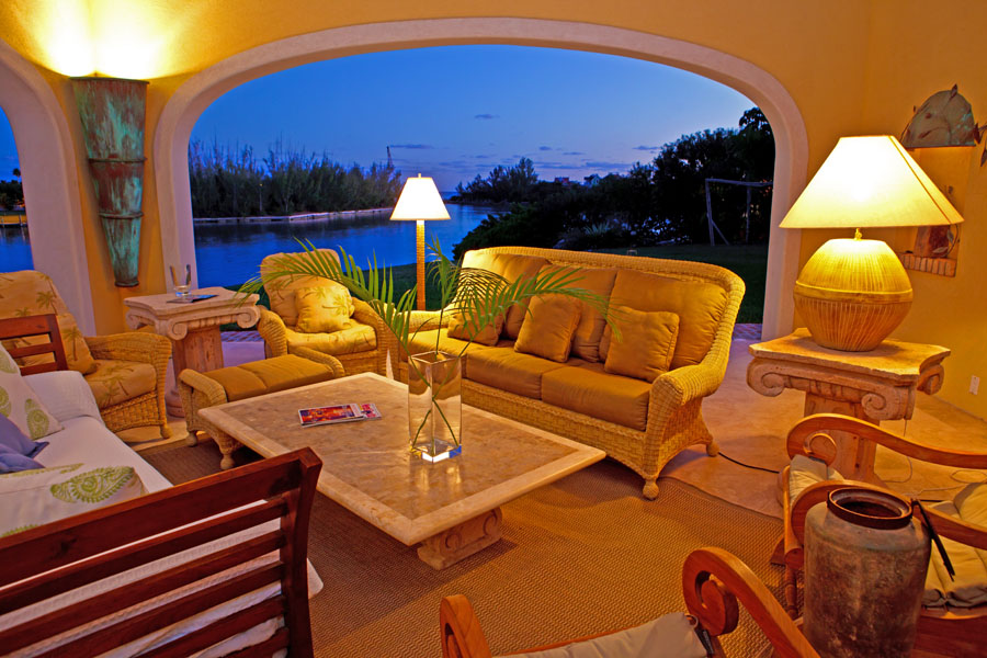 Additional photo for property listing at REDUCED! Amazing Canal front Home with Stellar Ocean Views! Bahama Eilanden