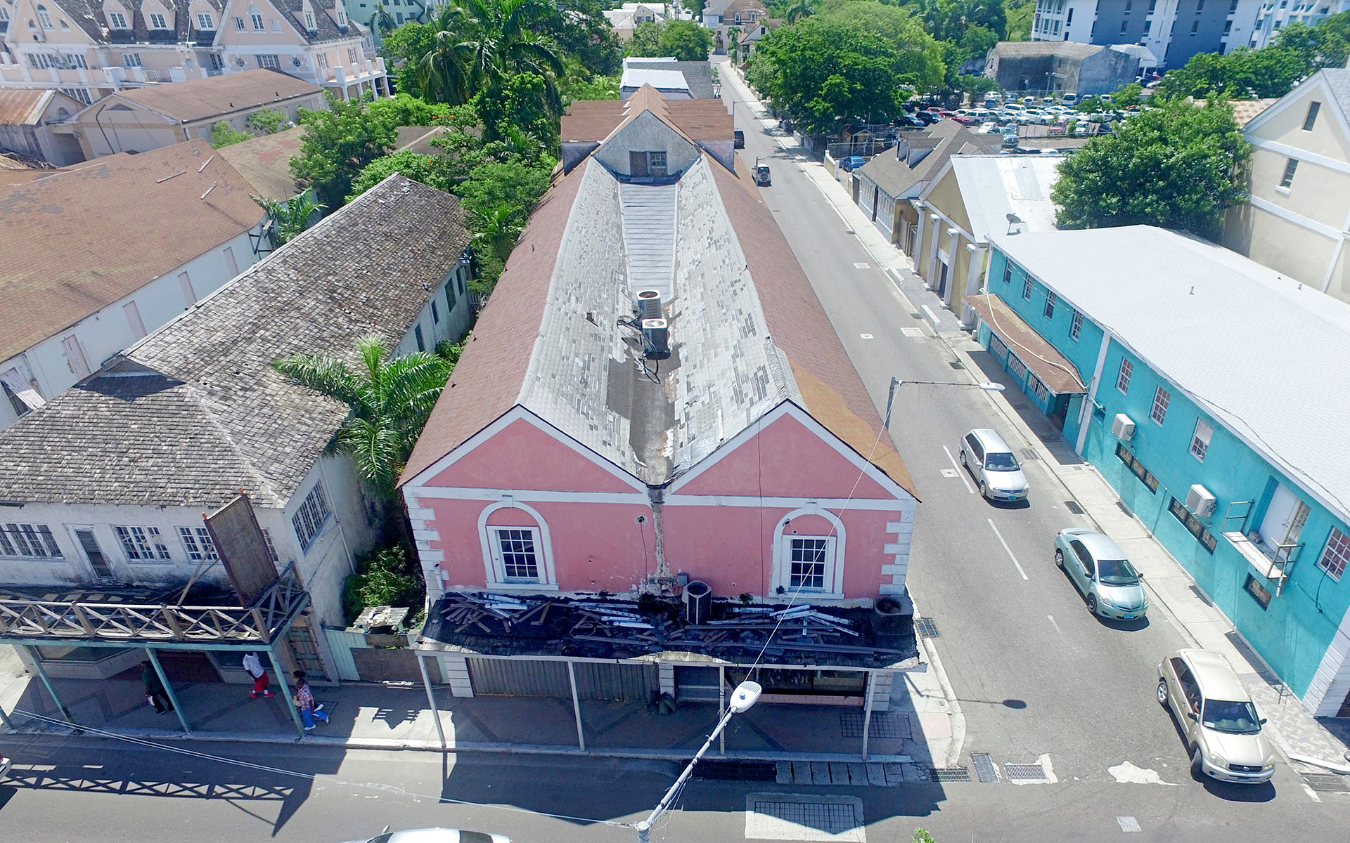 Additional photo for property listing at Sealed Bid Auction on Prime Commercial Building - MLS 31320 Bay Street, Nassau And Paradise Island, Bahamas