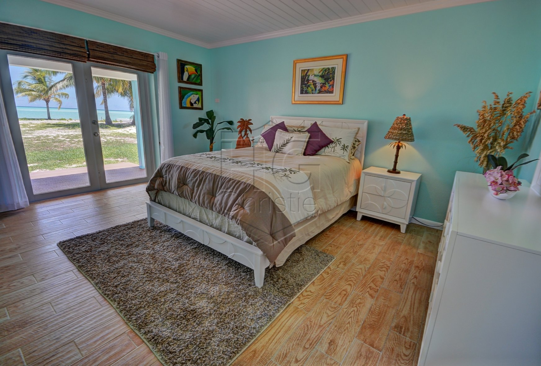 Additional photo for property listing at Seas the Day Beach House Spanish Wells Eleuthera, バハマ