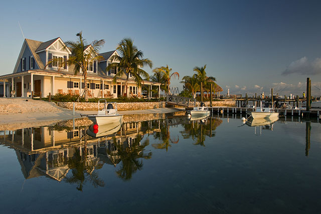 Additional photo for property listing at Gumbo Limbo House at Deep Water Cay 바하마