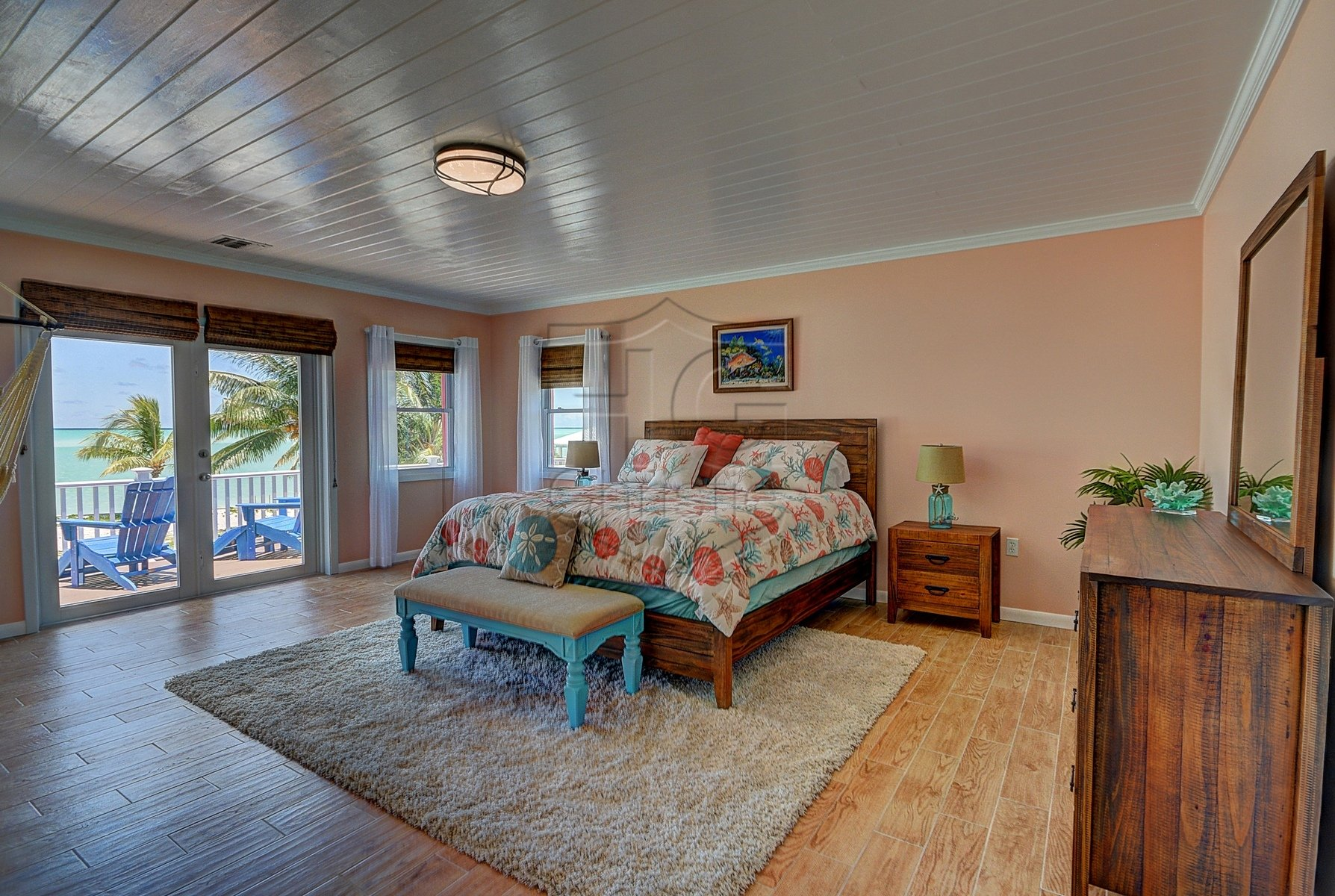 Additional photo for property listing at Seas the Day Beach House Spanish Wells Eleuthera, Bahama Eilanden