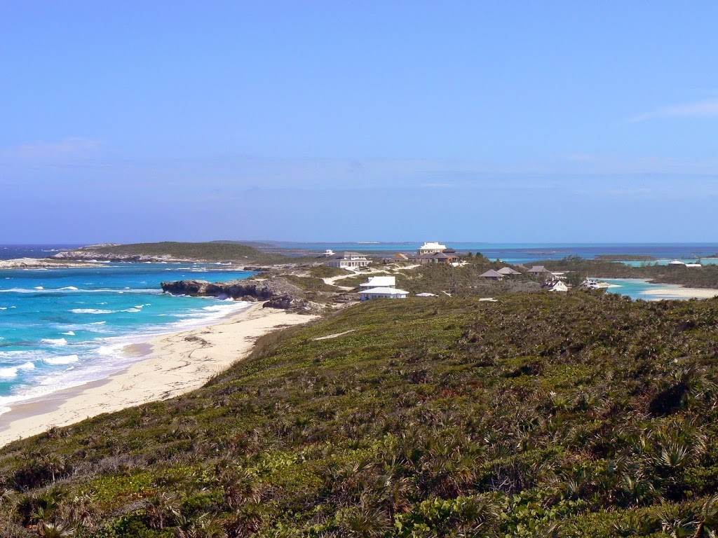 Additional photo for property listing at Ocean Ridge Beachfront Lot Exumas, Bahamas