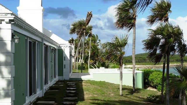 Additional photo for property listing at Sea to Sea ~ Beachfront and Dockage ~ Eleuthera, Багамские Острова
