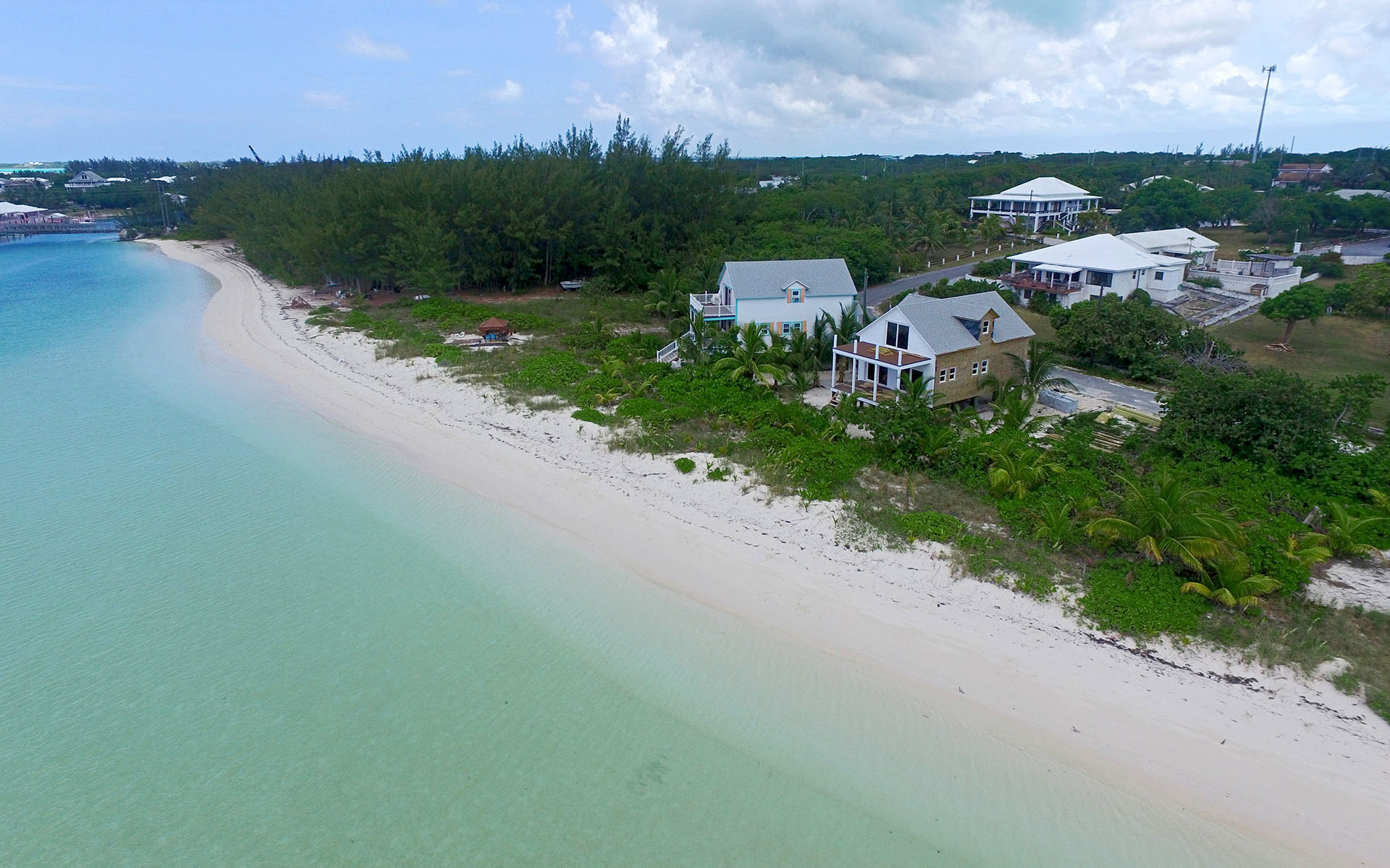 Additional photo for property listing at Russell Island Home With Sea View and Beach Access Russell Island, Eleuthera, Bahamas