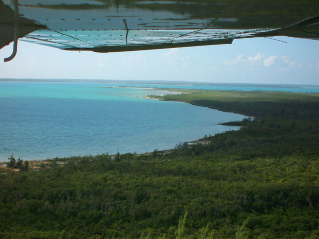 Additional photo for property listing at 2,000 Acre Waterfront Peninsula In Rock Sound Eleuthera Eleuthera, Bahamalar