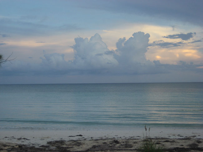 Additional photo for property listing at Beachfront Acreage In Pelican Point Grand Bahama And Vicinity