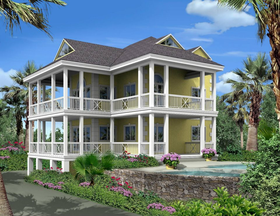 Additional photo for property listing at Royal Palm at Oakridge Estates  Lakefront Community, Skyline Drive Nassau New Providence And Vicinity