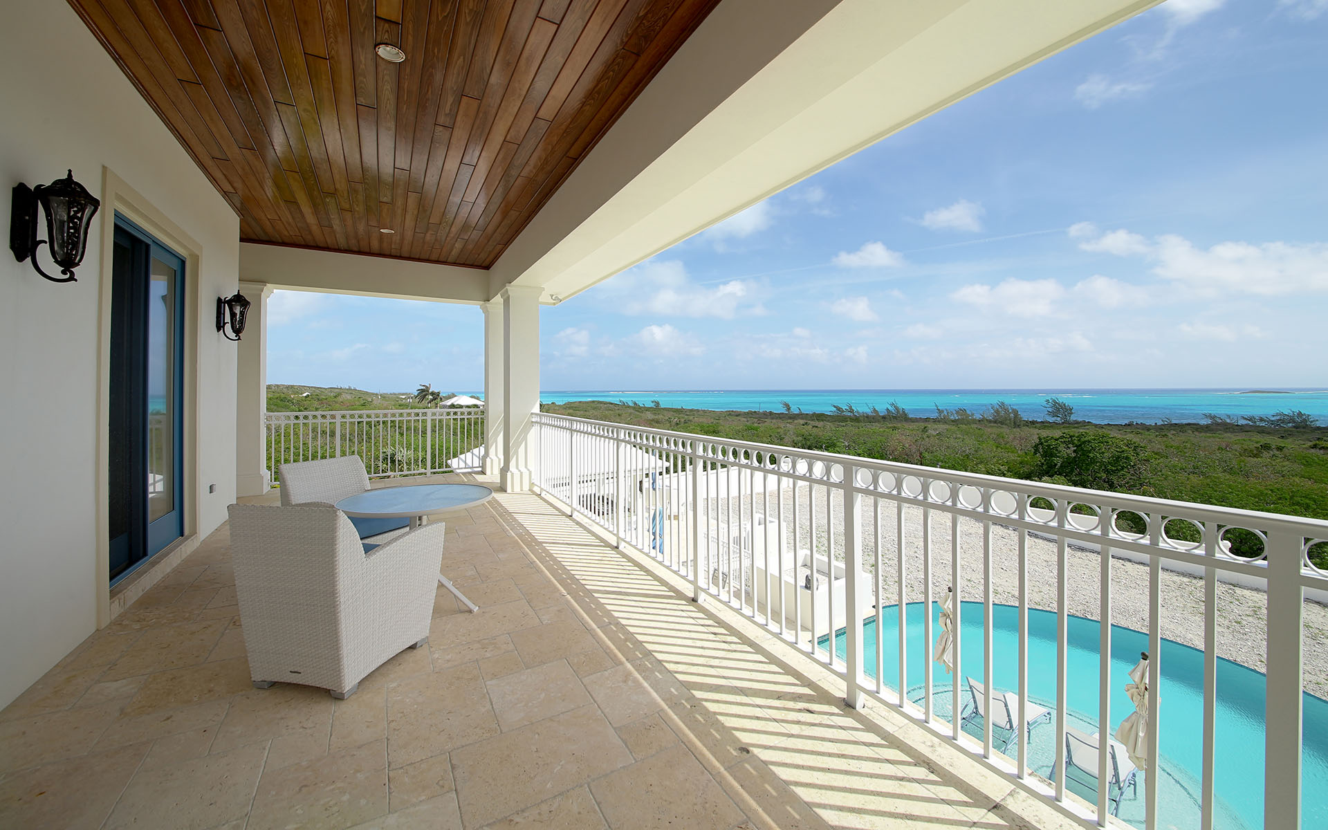 Additional photo for property listing at White Heather - Estate Home with Expansive Ocean Views - MLS 30053 Exuma, Bahamas