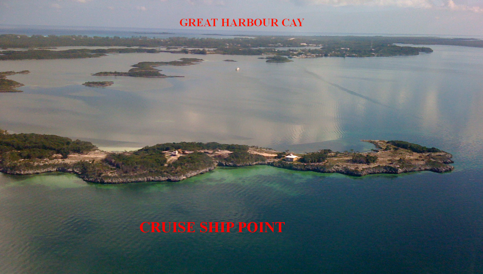 Additional photo for property listing at Cruise Ship Point, Berry Islands MLS 29974 Berry Islands, バハマ