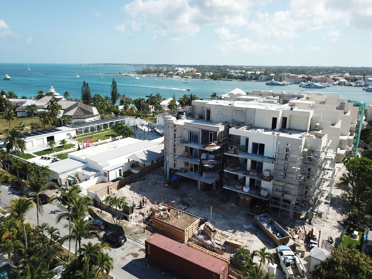 Additional photo for property listing at Luxury 2 Bedroom Condo with Rooftop Terrace on Paradise island Nassau New Providence And Vicinity