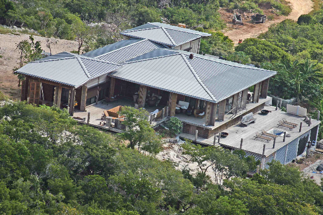 Additional photo for property listing at Off-the-Grid Showpiece Retreat Cat Island, 바하마
