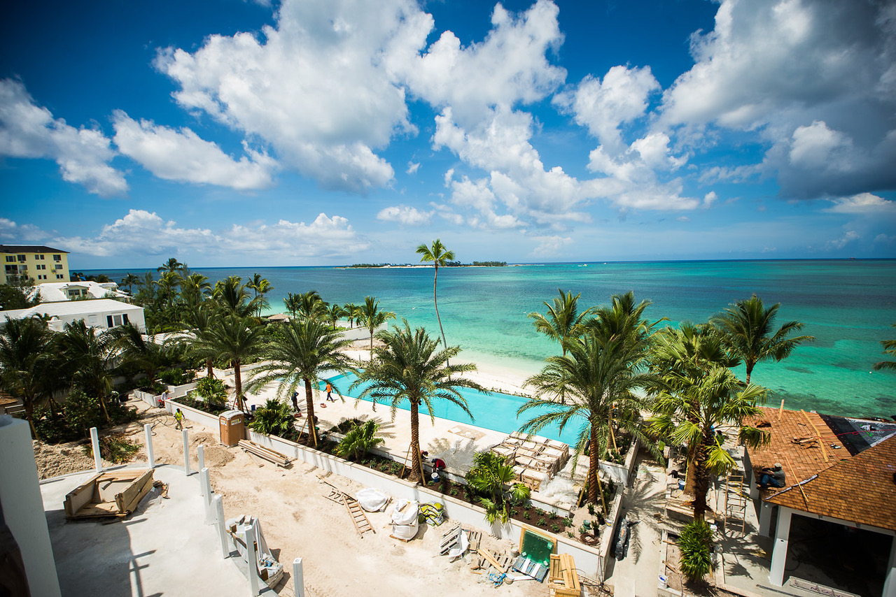 Additional photo for property listing at Stunning Beachfront Condos near BahaMar One Cable Beach, Cable Beach, Nassau And Paradise Island Bahamas