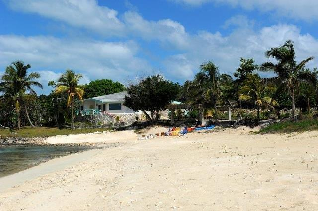 Additional photo for property listing at Eleuthera Beachfront Home , Pau Pau Bay MLS 24506 Eleuthera, Μπαχαμεσ