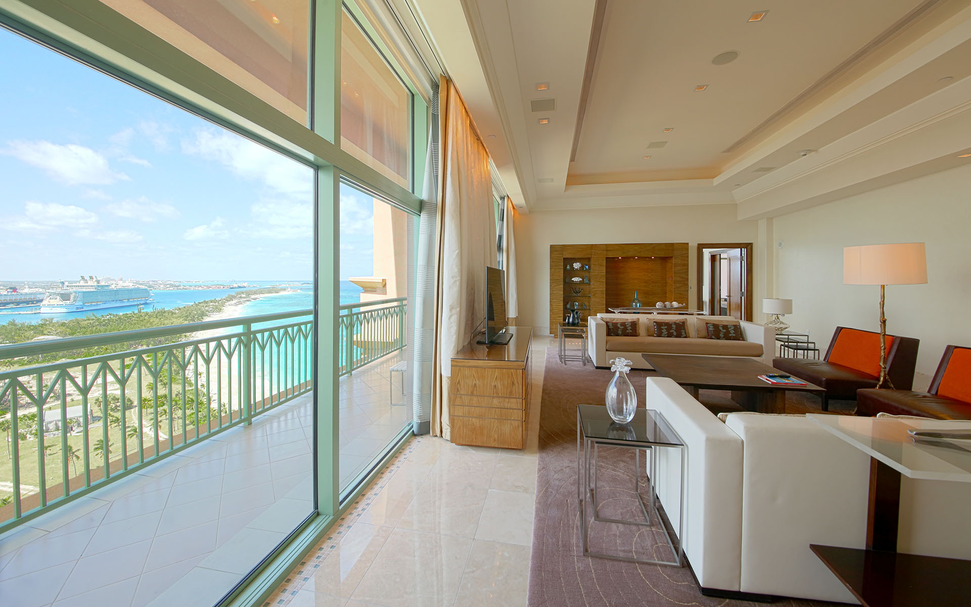 Additional photo for property listing at Reef Penthouse 22917 & 22919, Atlantis, Paradise Island MLS: 31864 Nassau New Providence And Vicinity