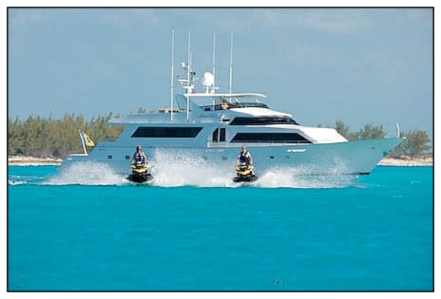 Additional photo for property listing at Luxury Yacht Charters - A Simply Unforgettable Vacation Nassau And Paradise Island, Bahamas